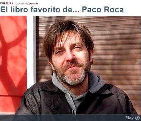 El libro favorito de Paco Roca El mundo